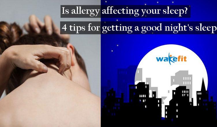 Allergies-sleep