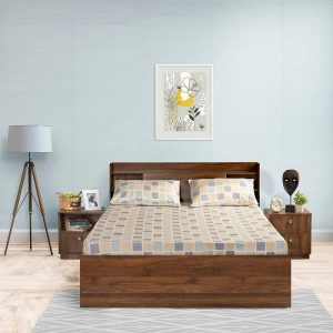bed sheets - Wakefit