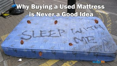 Used-mattress-never