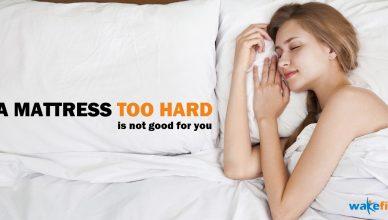 hard mattress