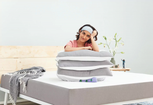 Latex vs Memory Foam Pillow