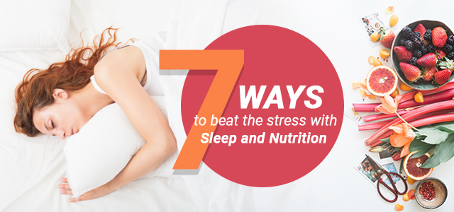 Sleep and nutrition