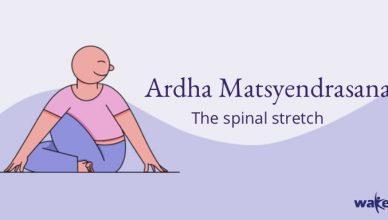 Ardha Matsyendrasana Featured