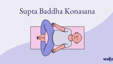 Sleep easy with Supta Baddha Konasana