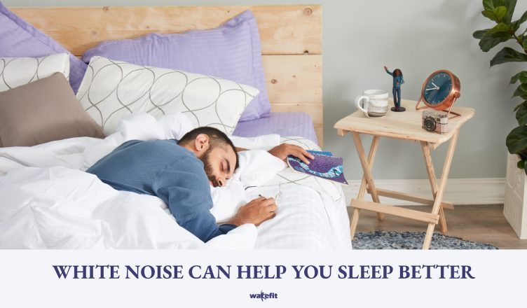 Why White Noise Helps You Sleep Better