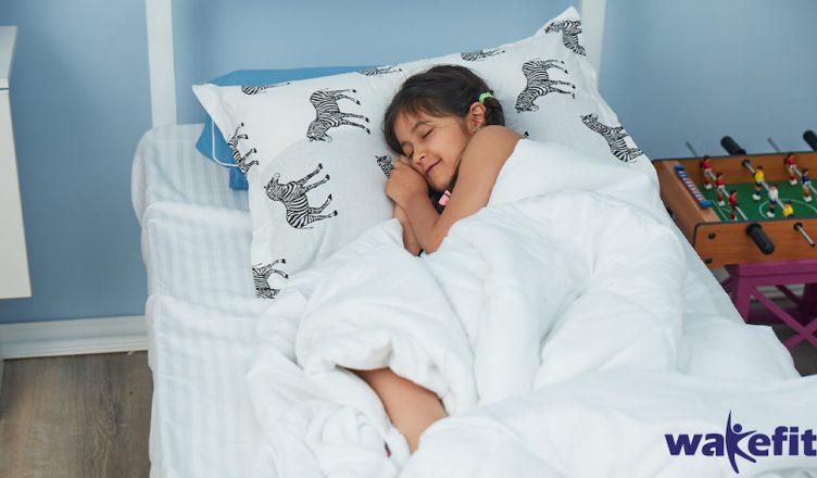 Children sleep requirements
