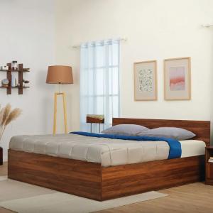Bed with storage | wakefit