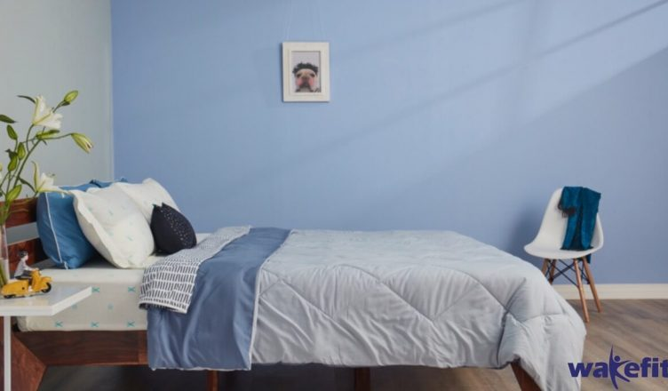 Mattress affects sleep