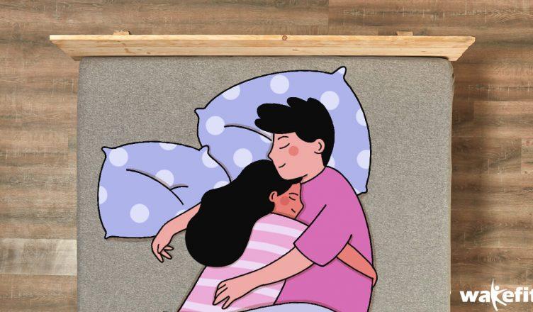 sleeping - Wakefit
