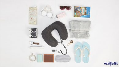Travel must-haves to make your holiday a great sleepcation