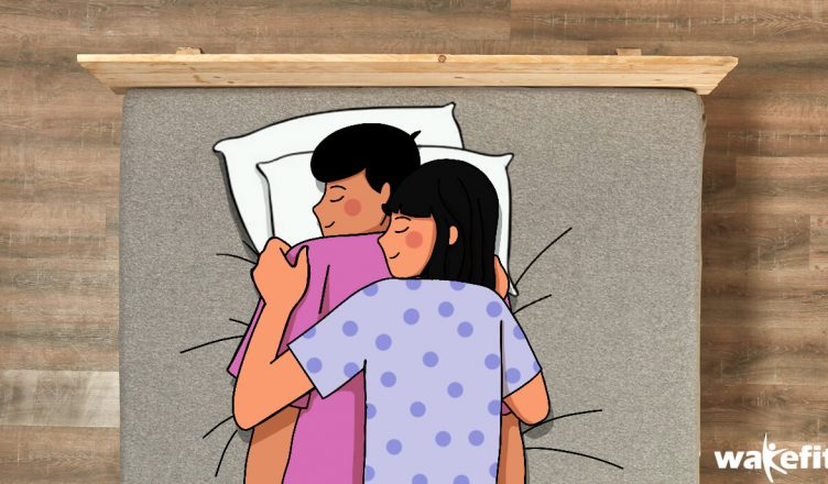 Ways to improve sleep when you share your bed