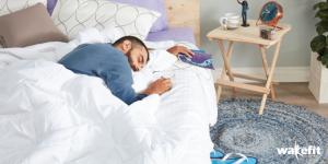 Fragmented Sleep dangerous - Wakefit