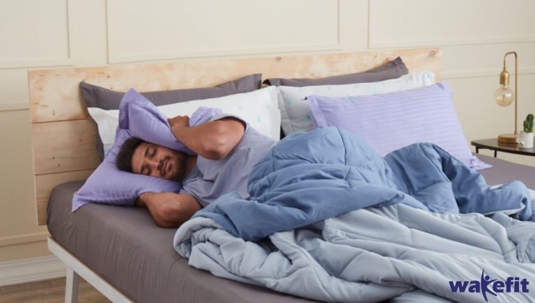 Can't sleep in new places? Here Are Tips That'll Help! - Wakefit