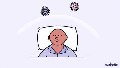 Sleep A Weapon Against The COVID-19 Virus