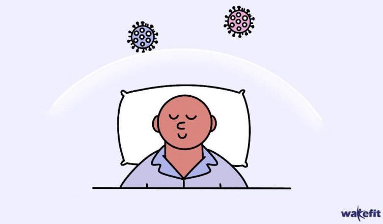 Sleep A Weapon Against The COVID-19 Virus