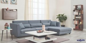 WakeFit Sofa Comfy Couches