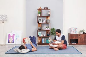bookcases online   Wakefit