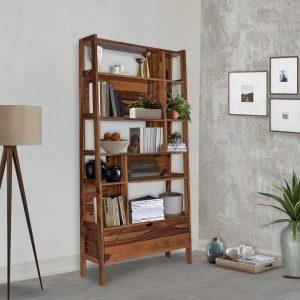 Sheesham wood bookshelf online