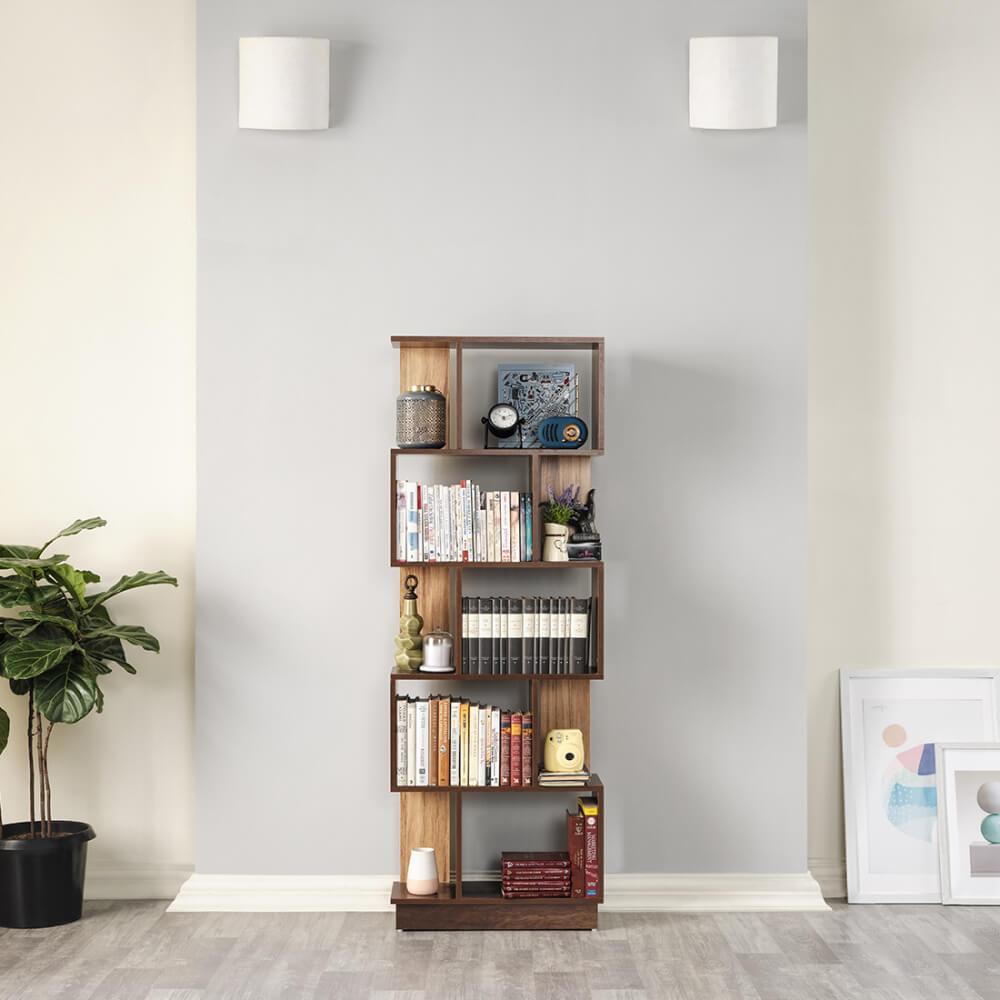 Plath bookshelf