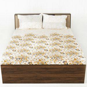 Spring Summer cotton bedsheet wakefit