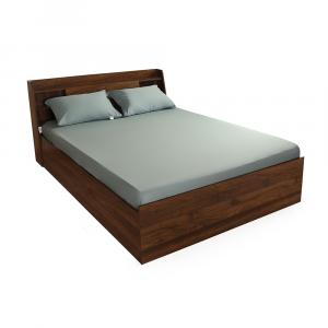 Slate cotton bedsheet wakefit