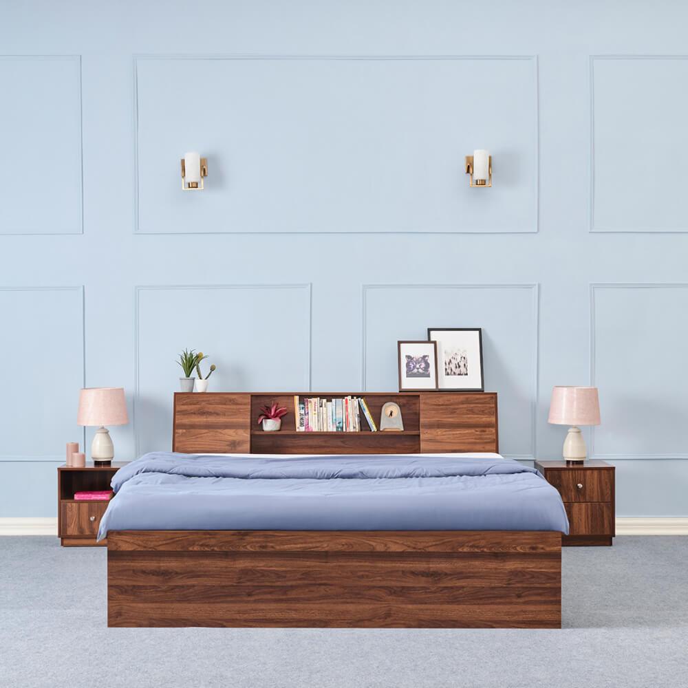 Wakefit Bed