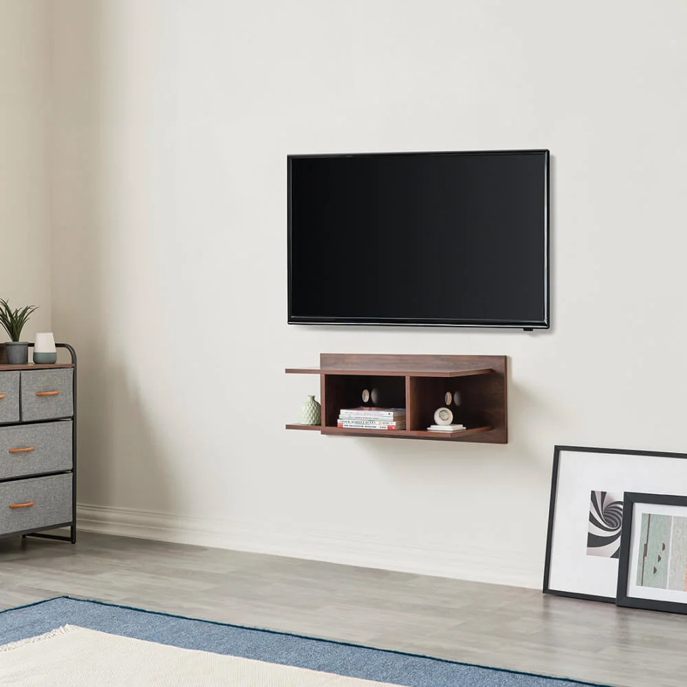 Wakefit Witcher Wall-Mounted TV Unit