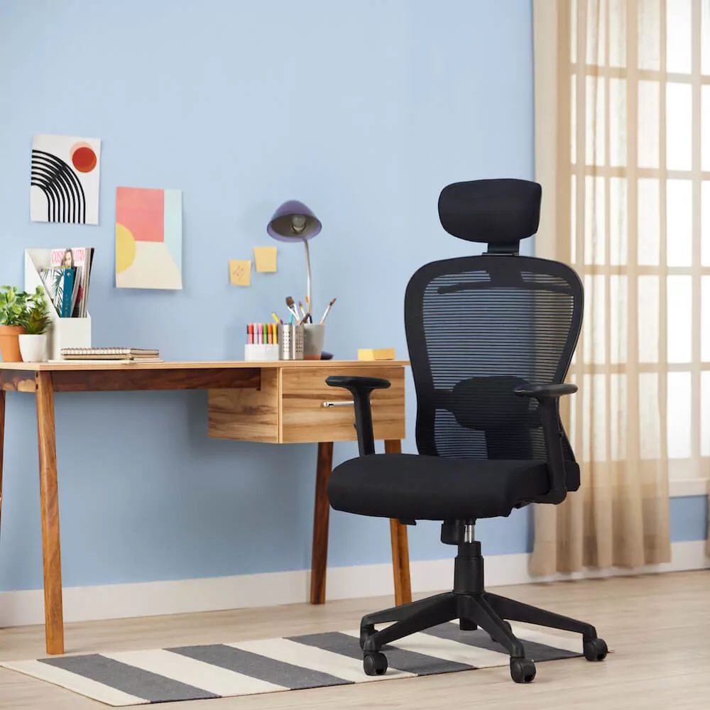 wakefit ergonomic chair